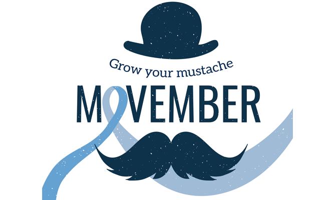 È Movember, il mese dedicato alla prevenzione dei tumori a prostata e testicoli